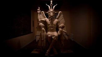 Satanic Temple Officially Files To Install Baphomet Statue On Arkansas Capitol