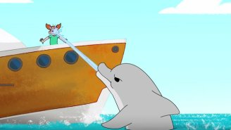 Scientifically Accurate Flipper Would Involve A Lot More Raunch