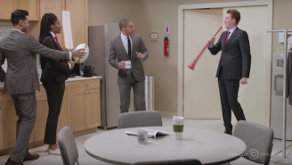Trevor Noah Teaches Us The Proper Way To Say Zebra In The Latest 'Daily Show' Promo