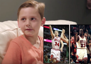 See Hannibal Buress Convince A Kid To Say Mike Dunleavy Is Better Than Michael Jordan