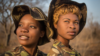 The UN Recognizes The Female-Led 'Black Mamba Anti-Poaching Unit' For Their Conservation Efforts