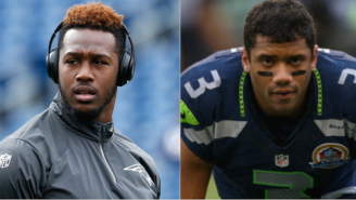 This Rams Player Smacked Down A Russell Wilson Supporter With A Perfect Tweet