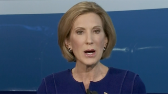 Watch Carly Fiorina Refuse To Be Bullied At Tonight's GOP Debate