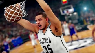 NBA 2K16's MyCAREER Lets You Experience 'The Whole Story' Of NBA Stars