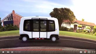 New Driverless Shuttles Set To Debut In The Netherlands