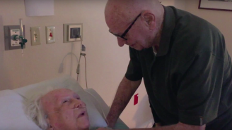 This Video Of A 92-Year-Old Man Singing To His Dying Wife Is Beautiful And Heartbreaking