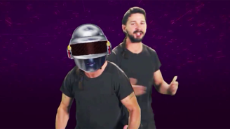 Get Motivated With This Mashup Of Shia LaBeouf And Daft Punk, 'Harder, Better, Faster, Do It'