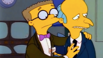 Waylon Smithers Will Come Out As Gay On 'The Simpsons'