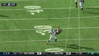 Danny Amendola Makes His Case For 'Catch Of The Year'