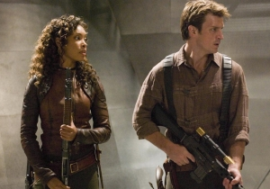 10 years ago today: Browncoats rejoiced when 'Serenity' opened in theaters