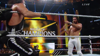 Seth Rollins Opened Up About Injuring Sting At Night Of Champions: 'It's A Freak Accident'
