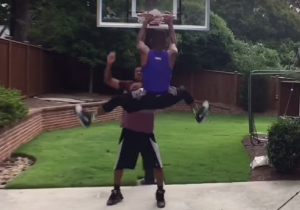 The NBA Impersonator Took On Shaq, And The Big Man Thought It Was 'Pretty Funny'