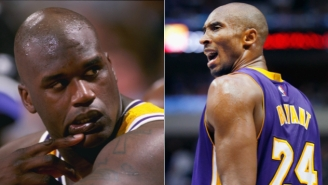 Shaq Boldly Claims That Kobe Bryant Is The Greatest Laker Ever