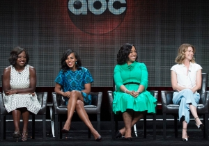 Shonda Rhimes knows when and how 'Scandal' ends. She's just not telling.