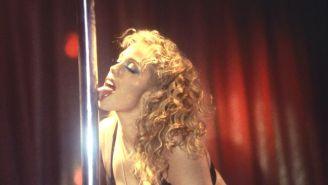 Ranking 'Showgirls' Unsexiest Sexy Scenes