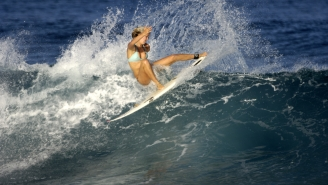 Bethany Hamilton Had A Baby In June, Now She's Competing Again: A Brief History Of Her Awesomeness