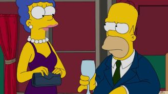 Love Still Has A Little Life In It Yet, Because Homer And Marge's Breakup Was All A Dream