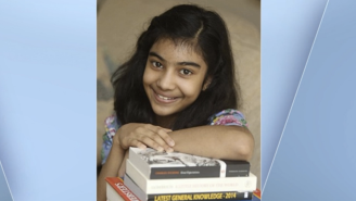 A 12-Year-Old Girl Scored Higher On Her IQ Test Than Albert Einstein