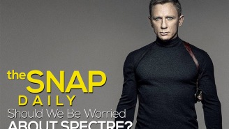 The Snap: Why we're hopeful and worried about 'Spectre'