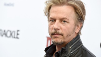 An Outback Hostess Was Disappointed David Spade Wasn't 'The Famous One'