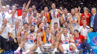 Watch Pau Gasol Lead Spain To The 2015 EuroBasket Title Over Lithuania