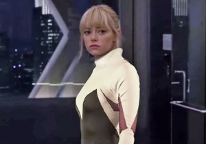 'Spider-Gwen' fan trailer drops Emma Stone into an amazing alternate reality