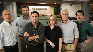 'Spotlight,' A Film About The Boston Globe's Reporting On The Catholic Church's Scandals, Is Tremendous