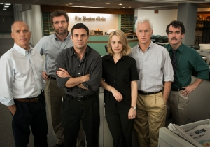 'Spotlight' takes the lead in the last Contender Countdown on HitFix