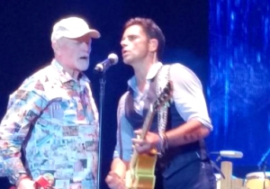 John Stamos Reunited Onstage With The Beach Boys, And The Internet Went Wild