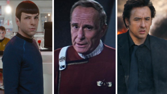 A Look At The 'Star Trek' Prequel That Never Happened
