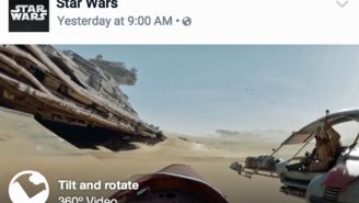 5 interesting tidbits from the new 'Star Wars: The Force Awakens' virtual tour