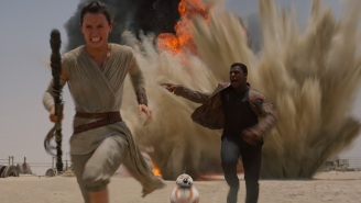 A huge 'Star Wars: The Force Awakens' spoiler may have just been revealed