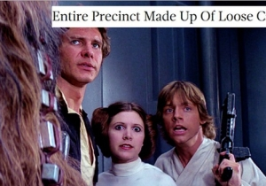 Area Woman Combines 'Star Wars' With Headlines From 'The Onion'