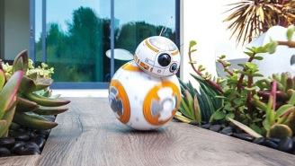 'Star Wars: The Force Awakens': Now You Can Purchase Your Own BB-8 Ball Droid