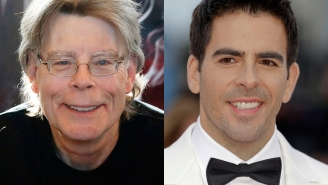 What did Stephen King think of Eli Roth's 'The Green Inferno'?
