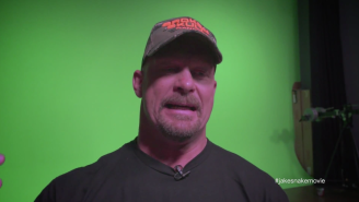 Stone Cold Steve Austin Says He Cried 'Four, Five, Six Times' At Jake The Snake's Documentary