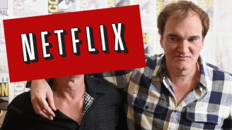 Quentin Tarantino Is Not A Fan Of Netflix Or Any Other Streaming Services, Son