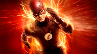 This New Promo For 'The Flash' Majorly Spoils A Secret Identity