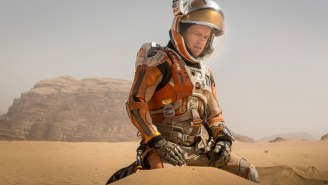 Watch Donald Glover 'science s***' with Jeff Daniels in Ridley Scott's 'The Martian'