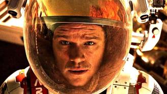 A Review of 'The Martian' and SHAME