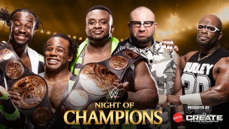 WWE Night Of Champions 2015 Open Discussion Thread