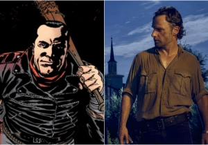 'The Walking Dead' May Have Cast A 'Deadwood' Actor As The Villainous Negan