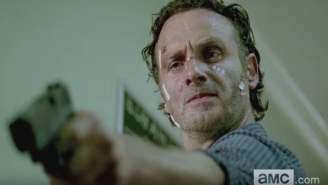 Andrew Lincoln Says 'The Walking Dead' Season Six Will 'Go Off The Chain'
