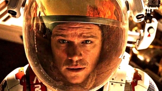Review: Matt Damon leads a smart ensemble in sincere and sharp 'The Martian'