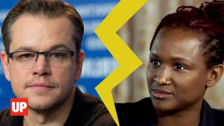 People Are Upset With Matt Damon Over His Diversity Comment On 'Project Greenlight'
