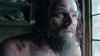 Leonardo DiCaprio Gets Buried Alive And Now He's Pissed In The New 'Revenant' Trailer