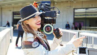 Filmmaker Tiffany Shlain On Technology, Creativity, And Avoiding Screens On Weekends