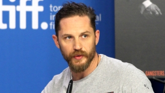 Tom Hardy Unceremoniously Shut Down A Pesky Reporter Who Asked About His Sexuality