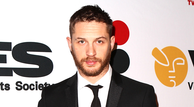 tom-hardy-51 Tom Hardy at the 9th Annual VES Awards - Red Carpet