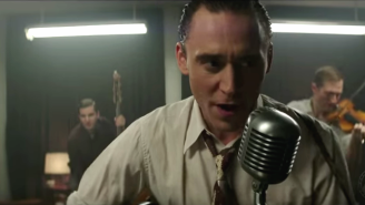 Watch Loki Play Hank Williams In The First Trailer For 'I Saw The Light'